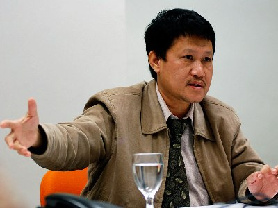 HARYONO UMAR, Inspektur Jenderal Kemdikbud (komhukum)