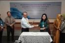 Penandatanganan Kesepakatan Asset Buy bank bjb-Bank Sulteng (istimewa)