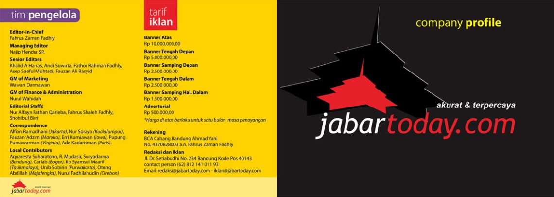 Company Profile Jabar Today