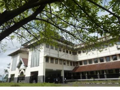 ITB telah menggelontorkan dana hingga Rp 1 triliun untuk pembangunan fisik kampus ITB  Jatinangor. (Direktorat Pengembangan ITB)