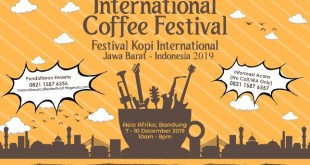 West Java International Coffee Festival 2019. (Dok. Istimewa)
