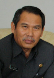Sekretaris Daerah Kabupaten Sumedang Atje Arifin S. Abdullah (wacanapublik)