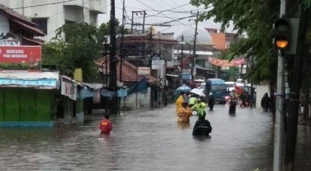 Banjir Kabupaten Bekasi