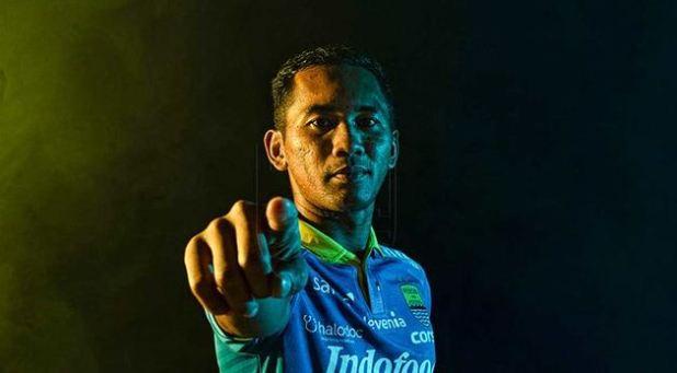 Persib Bandung Rekrut Beni Oktovianto
