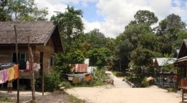 Ilustrasi Desa Tertinggal