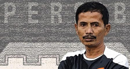 Pelatih Persib, Djadjang Nurdjaman (ISTIMEWA)