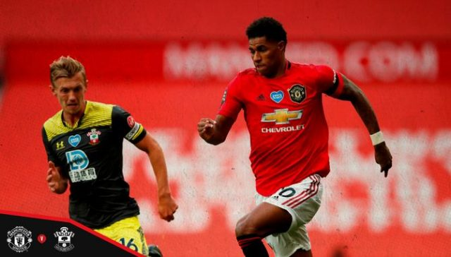 Manchester United vs Southampton 2-2 Highlights