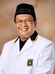 Ketua DPC PKS Kota Bandung Oded M. Danial