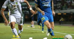 Persib vs Persebaya 4-1