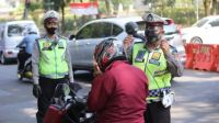 Razia Masker Bandung