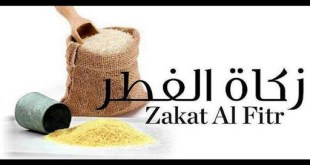 Jumlah Zakat Fitrah