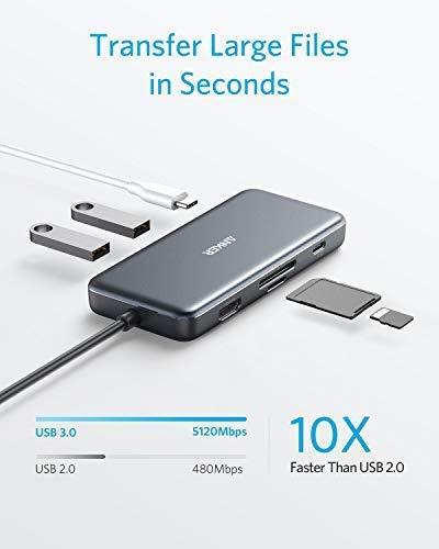 Anker Premium 7-in-1 USB-C Hub Review