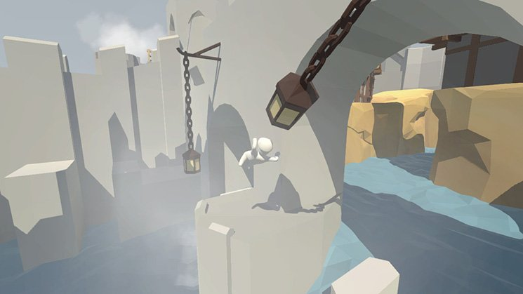Super Rare Games Physical Copy Human: Fall Flat Nintendo Switch Review