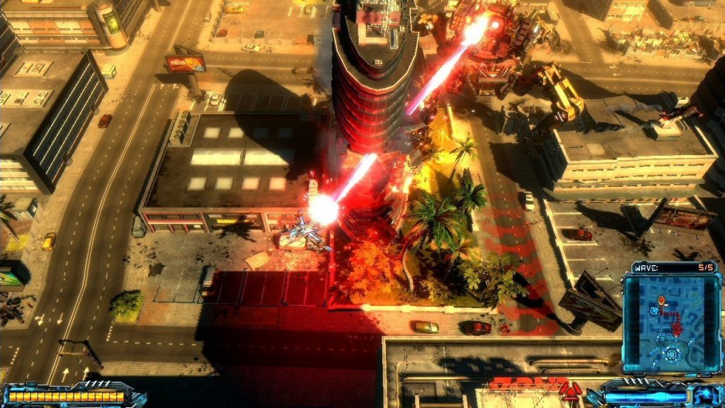 X-Morph: Defense Nintendo Switch Review