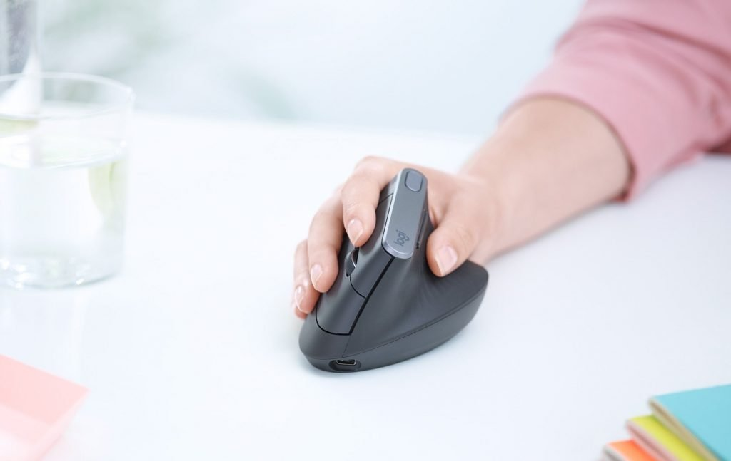 Logitech MX Vertical Advanced Ergonomic Mouse