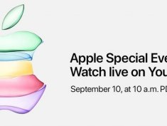 Apple Launch Invite