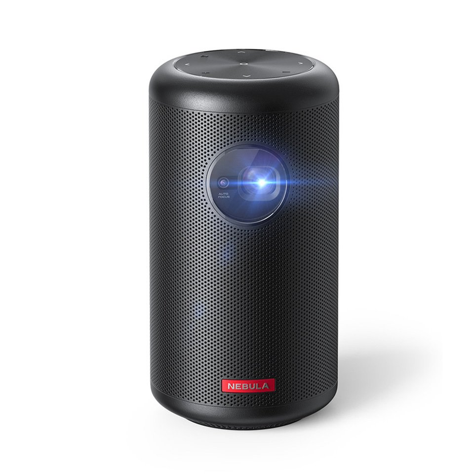 Anker Nebula Capsule Max Projector Review