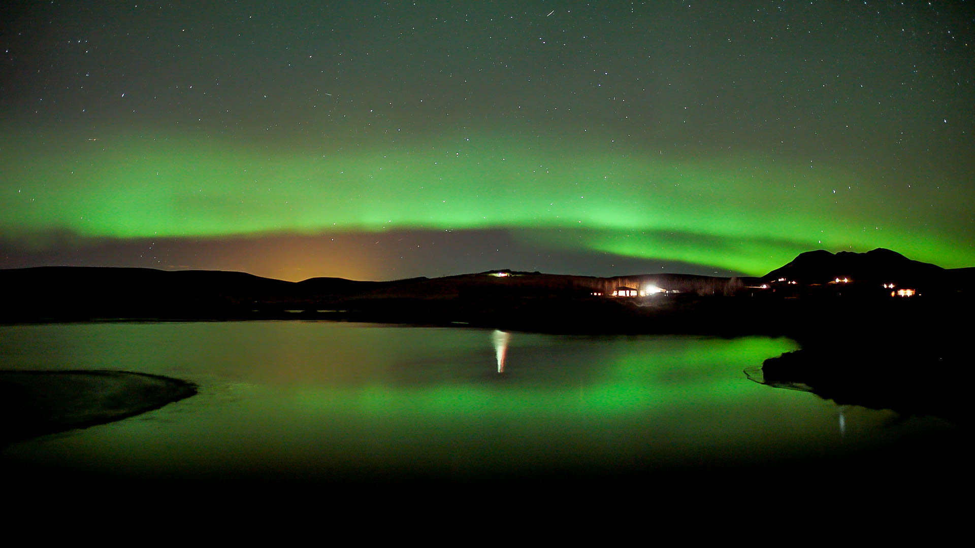 WORLDS FIRST REAL-TIME NORTHERN LIGHTS ALERT APP LAUNCHES