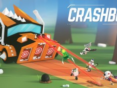 Crashbots Nintendo Switch Game Review