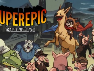 SuperEpic: The Entertainment War Nintendo Switch Review
