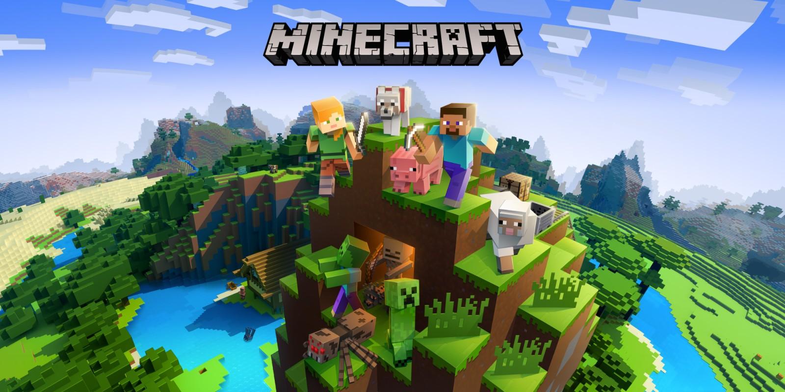 Minecraft Bedrock Nintendo Switch Review - Jabba Reviews