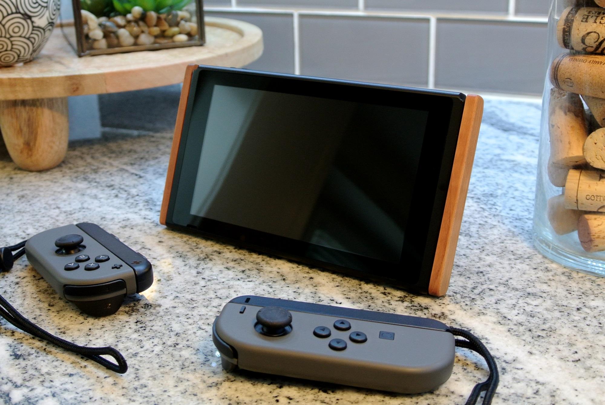 Gravilogic Switchblades Nintendo Switch Review