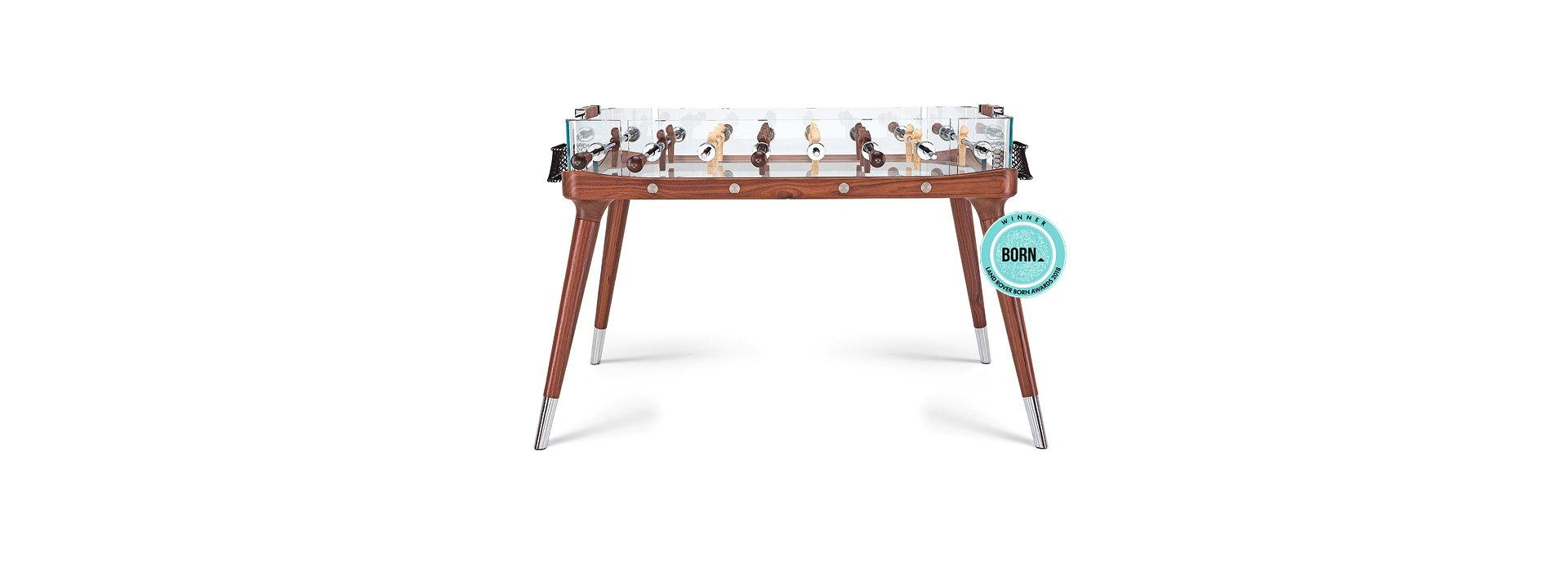 Total Foosball With Teckell
