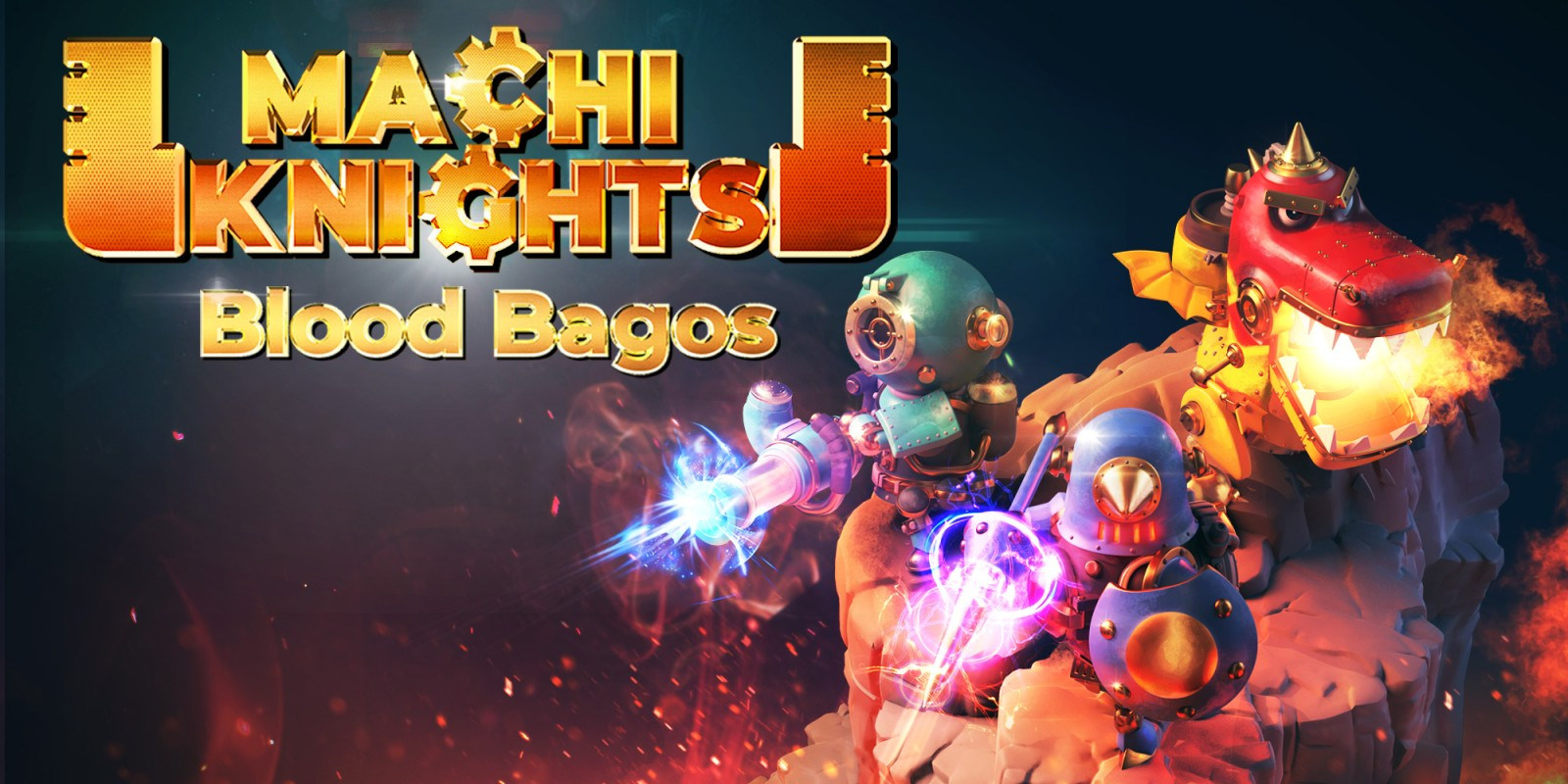 MachiKnights Blood Bagos Nintendo Switch Review