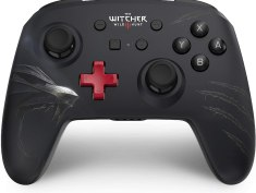 PowerA Enhanced Wireless Nintendo Switch Controller Witcher 3 Review