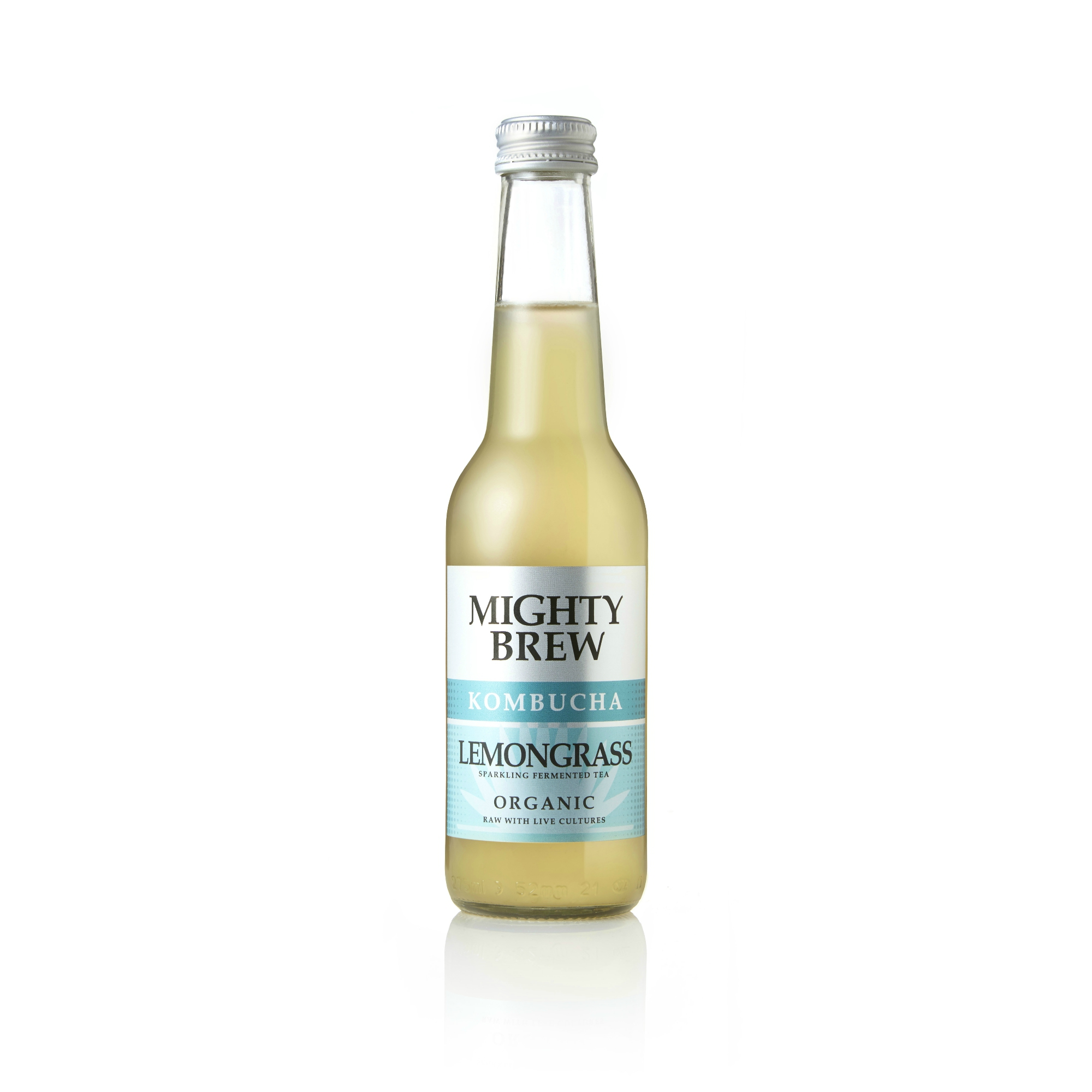 Mighty Brew Kombucha Review