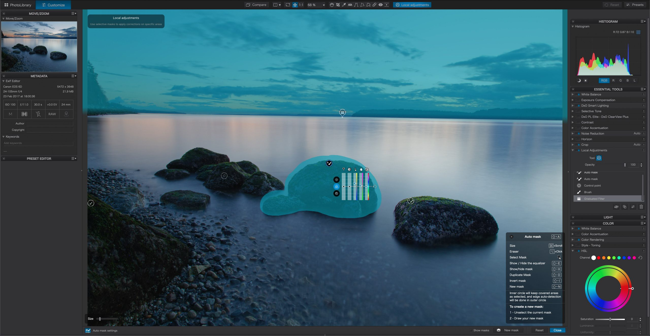 DxO PhotoLab 3.2 Is Expanding Its Adjustment Tools & Improving Its PhotoLibrary