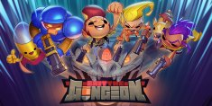 Exit the Gungeon Nintendo Switch Review