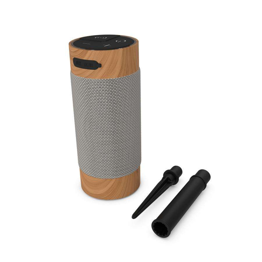 Kitsound Diggit XL Outdoor Bluetooth Speaker Review