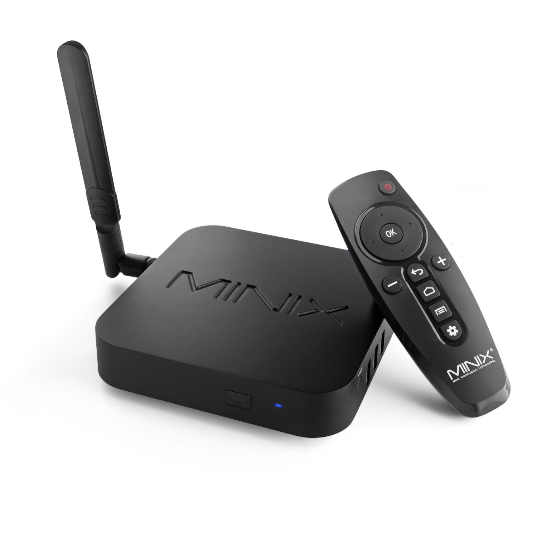 MINIX NEO U22-XJ 4K Ultra HD Android Media Hub Review