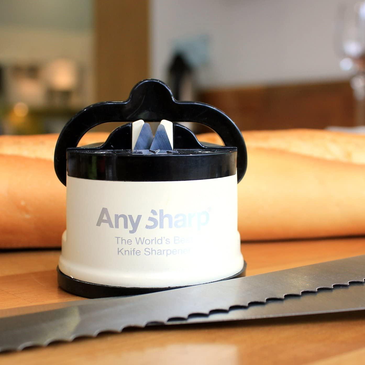 AnySharp Pro Knife Sharpener Review