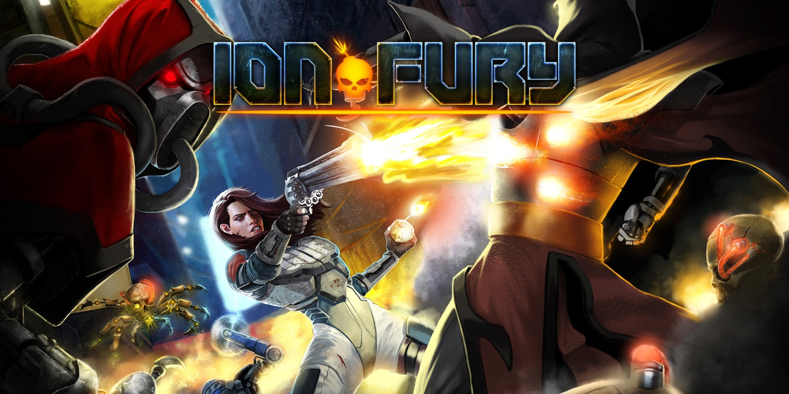 Ion Fury Nintendo Switch Review