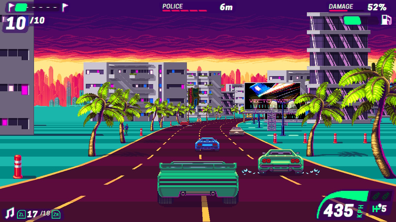 80's OVERDRIVE Nintendo Switch Review