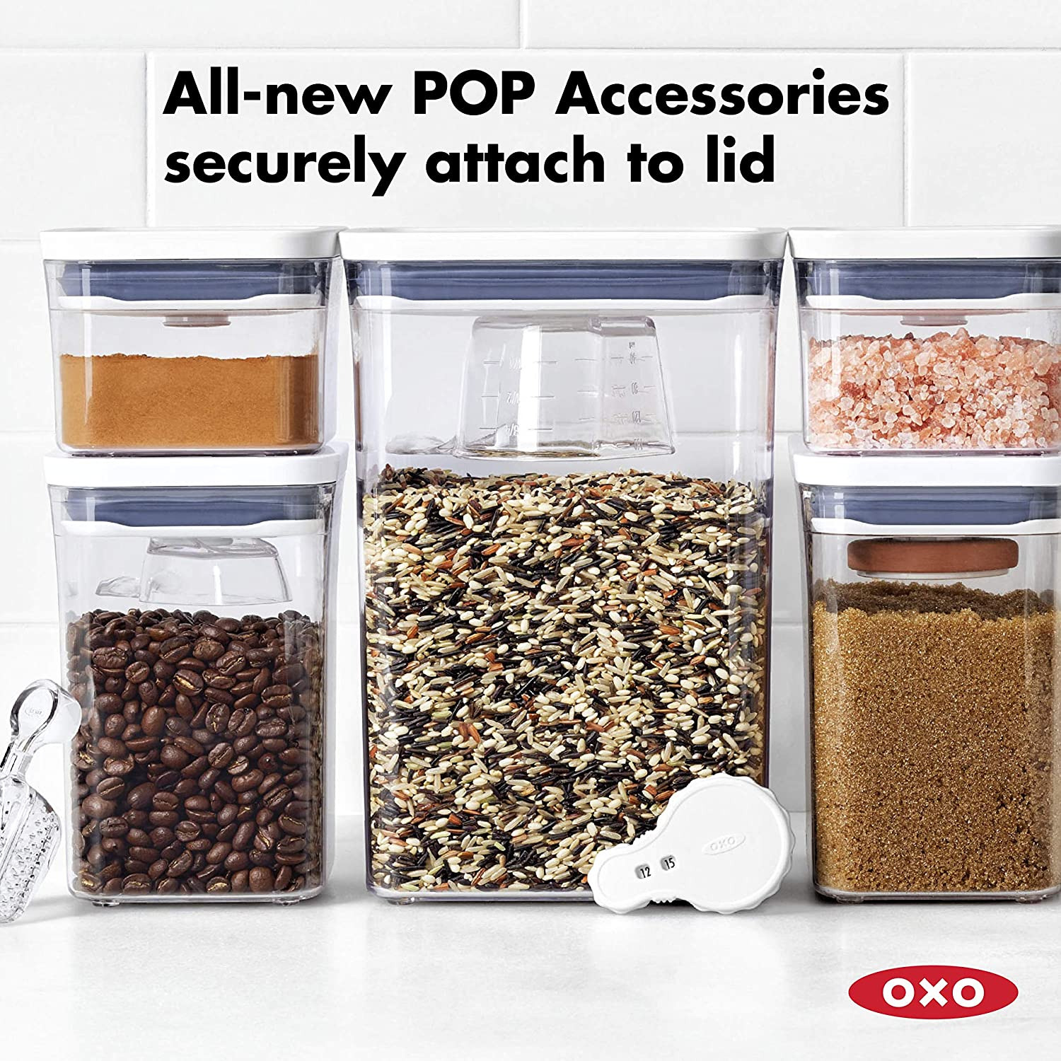 Oxo Good Grips POP Food Storage Containers Review