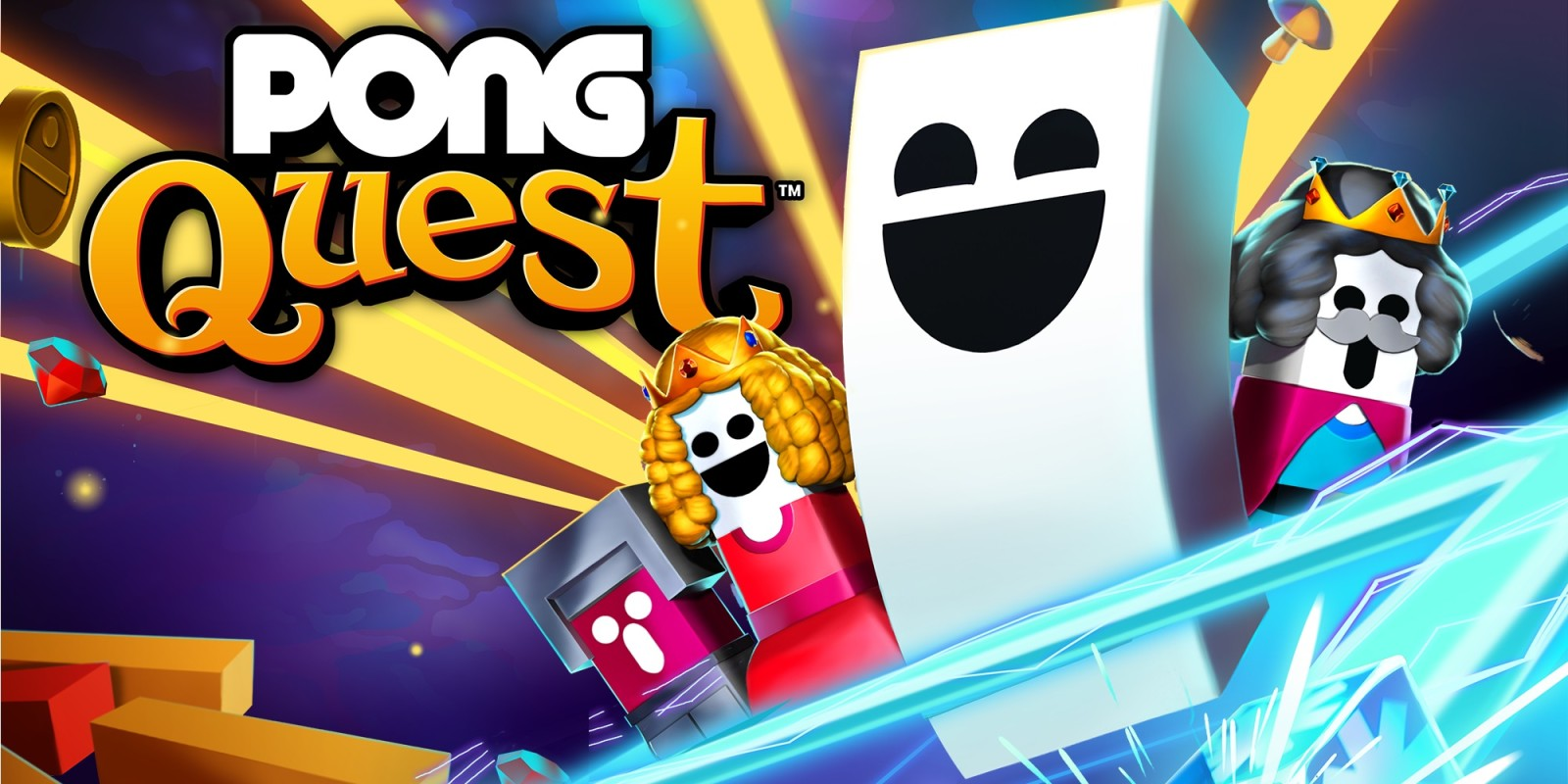 PONG Quest Nintendo Switch Review