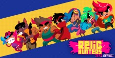 Relic Hunters Zero: Remix Nitendo Switch Review