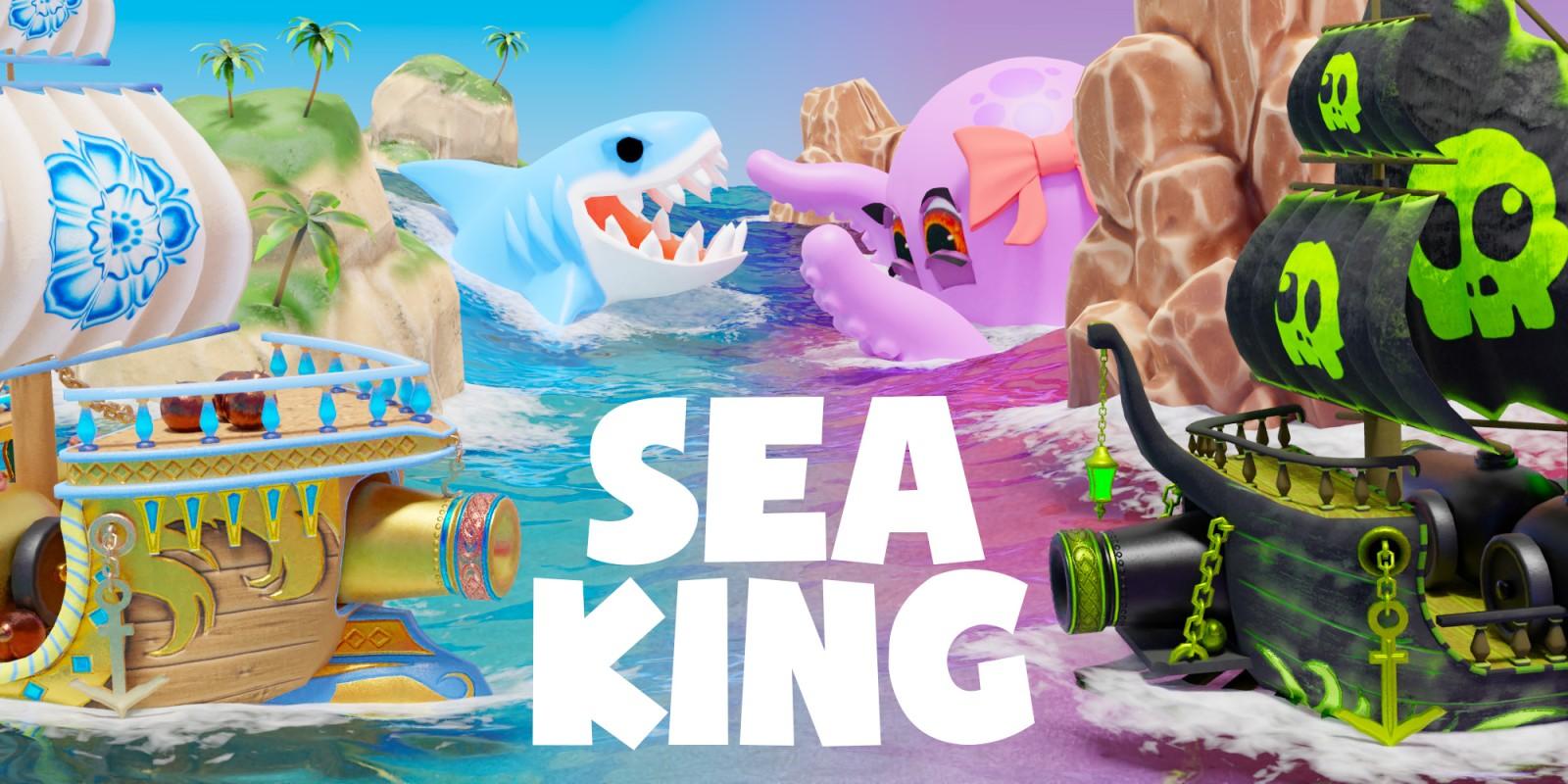 Sea King Nintendo Switch Review