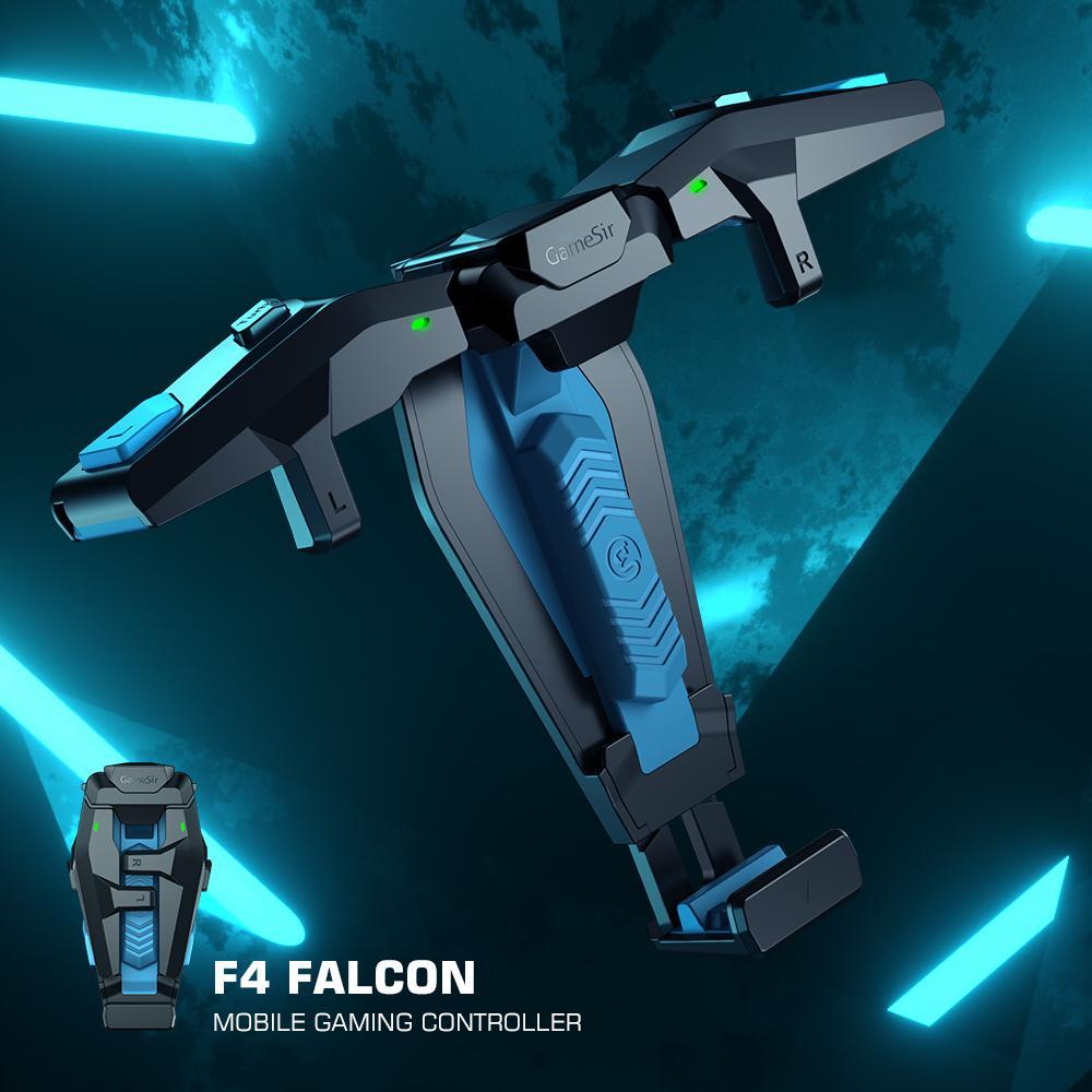 GameSir F4 Falcon Mobile Gaming Controller Review