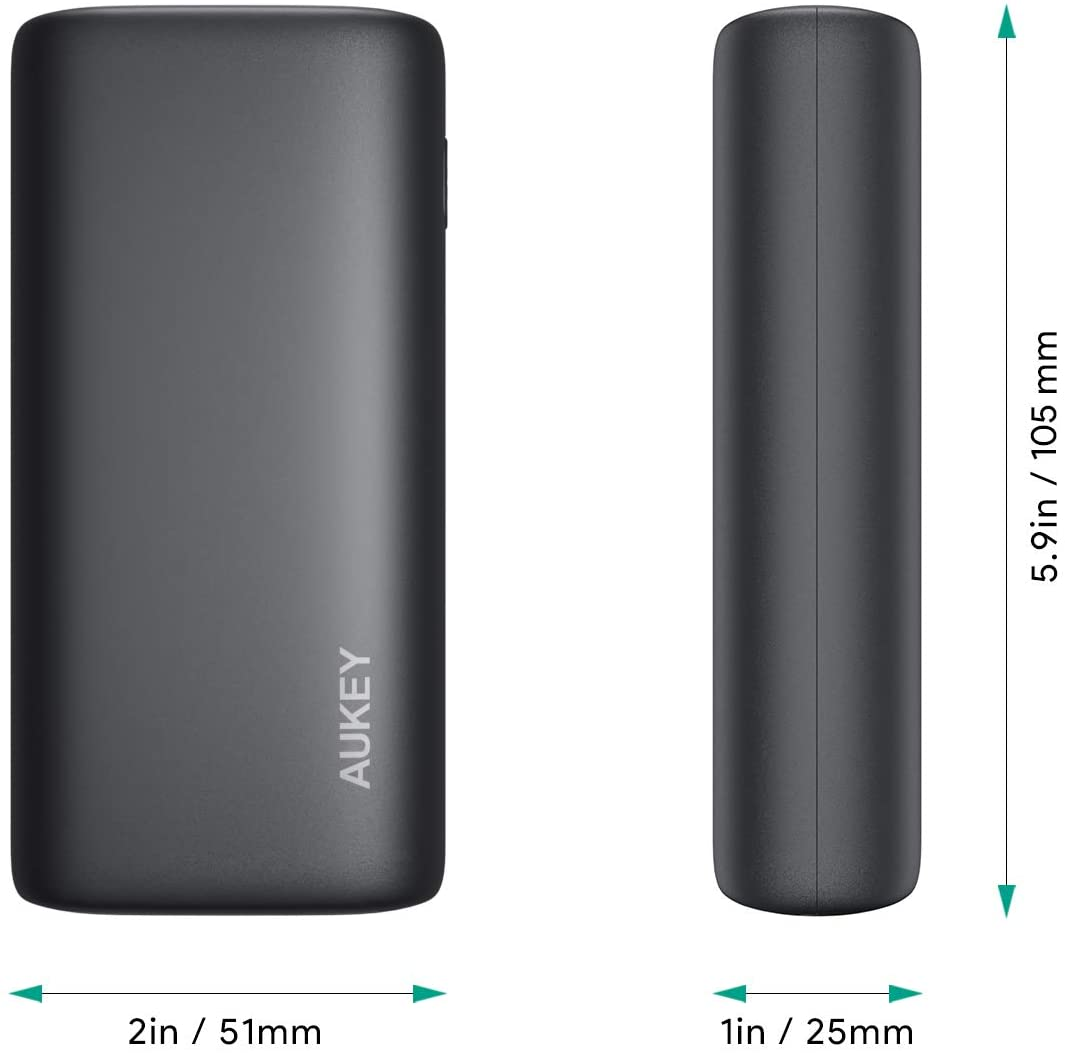 AUKEY 10000mAh Portable Power Bank Review