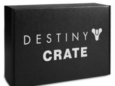 Welcome to Earth with Loot Crate's New Destiny Crate!