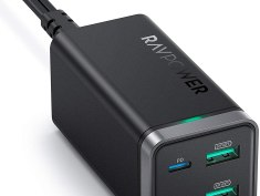 RAVPower 65W 4-Port USB C Desktop Charger Review