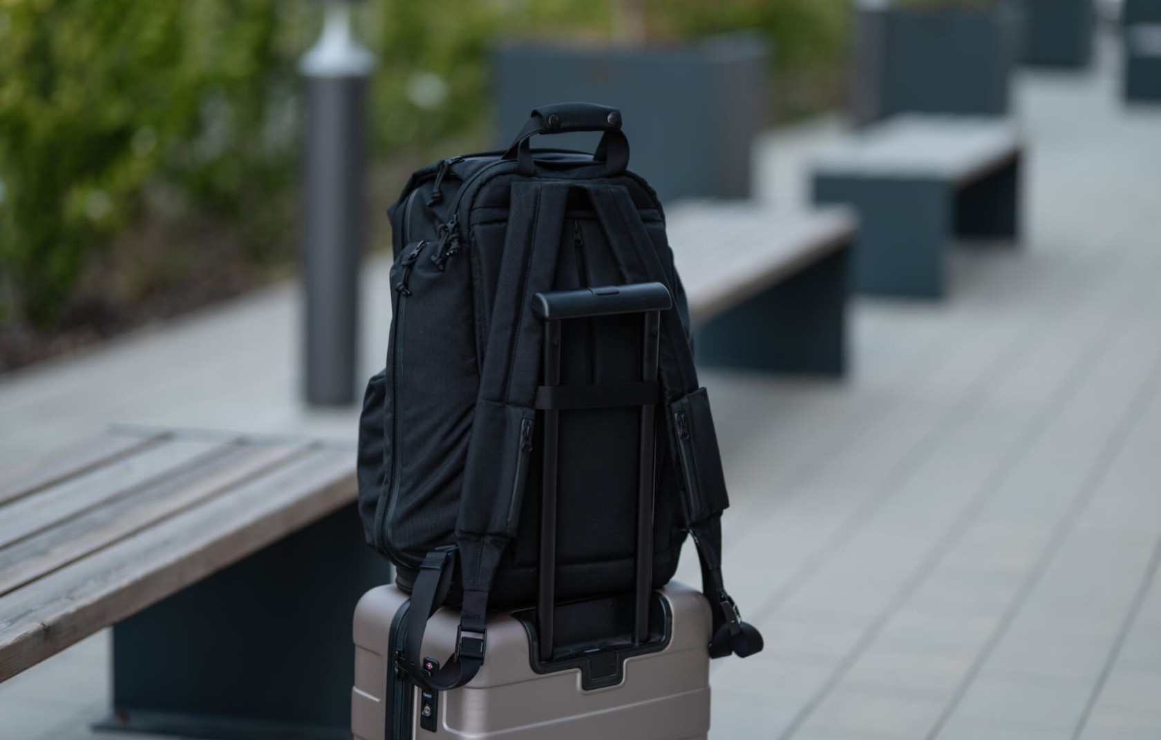 Huru Backpacks Review Feature