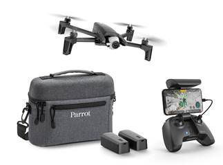 The perfect gift this Christmas this year - the Parrot ANAFI drones