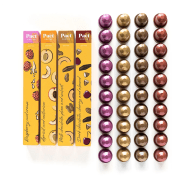 Pact Coffee Nespresso Pods