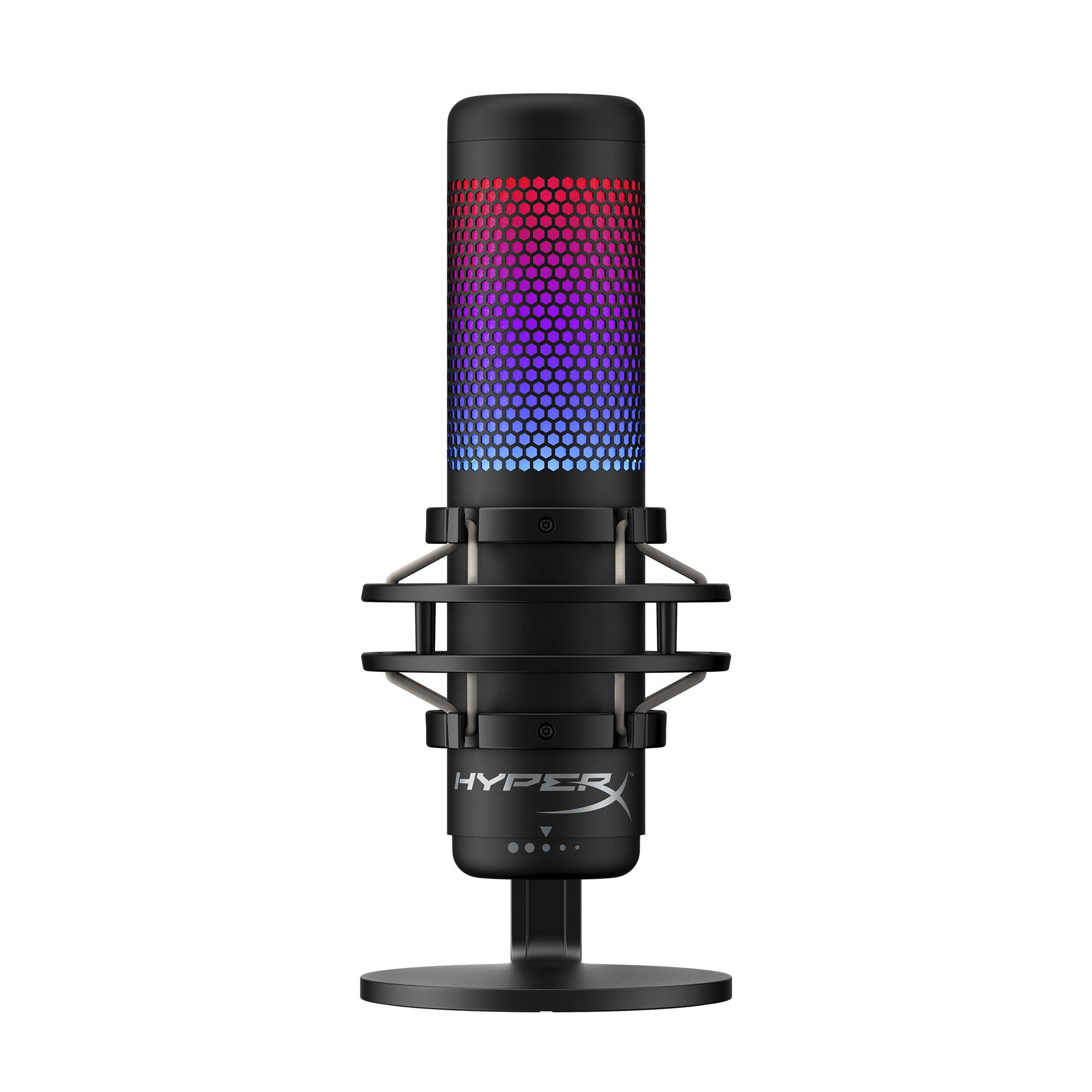 HyperX QuadCast S RGB Gaming Microphone Review