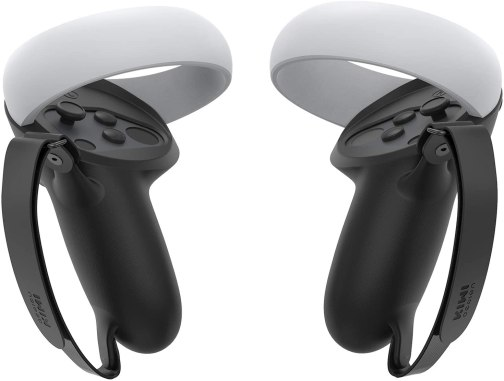 KIWI design Pro Version Grip Covers for Oculus Quest 2 Review